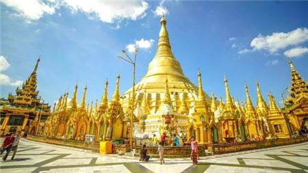 世界上最贵的佛塔,光是修建就用了7吨黄金,只为珍藏8根头发!